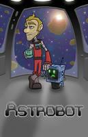 'Astrobot' Concept Poster by captainslam