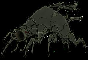 Alien Beast Concept Art #2 by captainslam