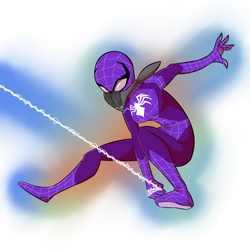Spiderwomoon- Art Challenge by rouge2t7