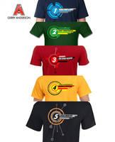 T-shirt designs. by Chrisofedf