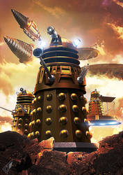 The Time war by Chrisofedf