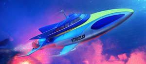 Stingray: Turning up the heat. by Chrisofedf