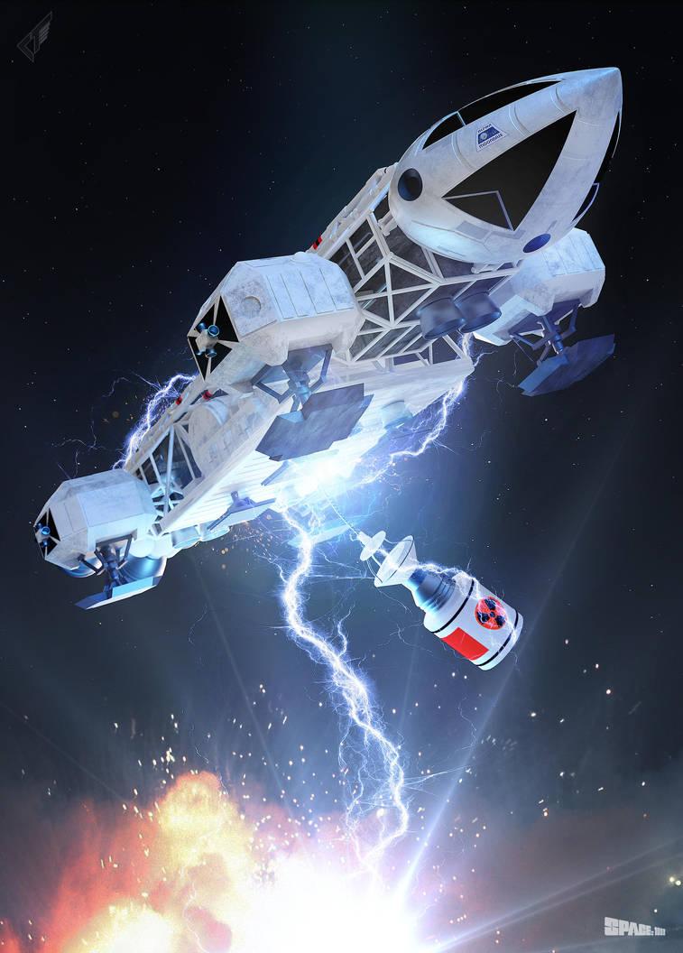 Space 1999: Breakaway by Chrisofedf