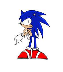 Sonic by Gartley