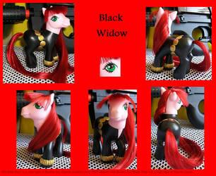 Black Widow by Hindsightis2020