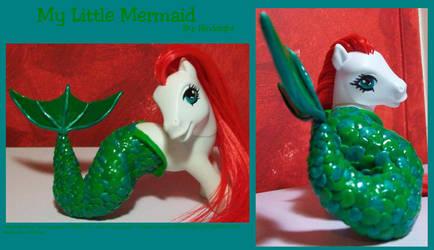 My Little Mermaid by Hindsightis2020