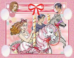 Red String White Day 1 by TRALLT