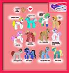 My Little Pony SJ Style by TRALLT