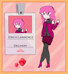 .: SF - Erica Lawrence :. by EverySoulsRequest2