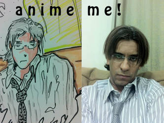 Anime Me by ThatMansour