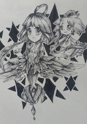 [New OC] by Ashirei