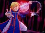 Kurapika [Hunter x Hunter]  by Ashirei