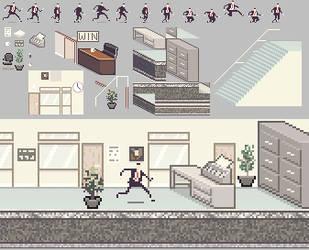 bossman html5 game by Jeremy-Forson