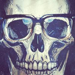 Skull avatar by Jeremy-Forson