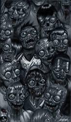 Zombies by Jeremy-Forson