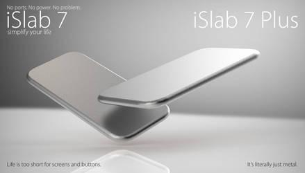 iSlab 7 plus by Jazzpirate