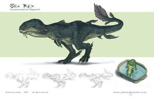 Sea Rex-orthos by priapos78