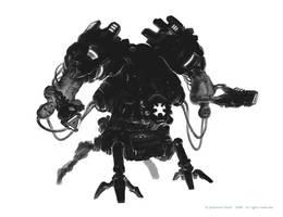 Hybrid I by priapos78