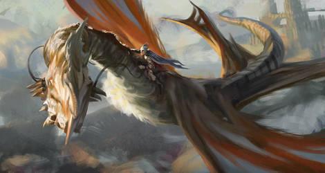 Dragonfly by artozi