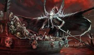 The Ferryman by artozi