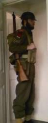 1944 Dorset Regiment Pioneer Sergeant Impression by extondude