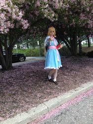 Alice Margatroid Cosplay 3 by WorldwideWumbologist