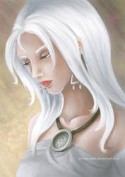 Commission: ISHRIN from ISHTILNAR by Dream-Sight
