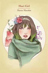 Mori Girl by Dream-Sight