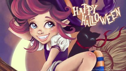 Halloween Wallpaper by Dream-Sight
