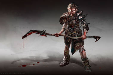 Mad Reaper by charro-art