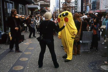 I choose you pikachu, lets dance.. by straightfromcamera