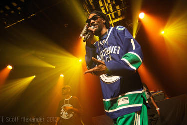 Snoop Dogg, A Canuck.. by straightfromcamera