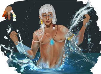 Kida-Atlantis by Kira108