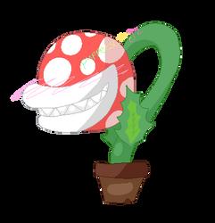 Planty Blush by puppetstringz