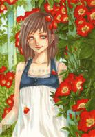 Climbing Rose by subaru-s