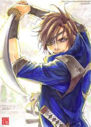 SB: Date Masamune by subaru-s