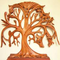 The Life Tree by ayhantomak
