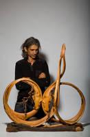 Encounters - Sculpture by ayhantomak