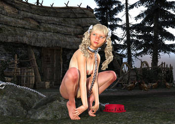 Goldilock's Bare Bear Necessities by Cybersox-XIII
