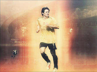 TOMAS Rosicky by TheMo-Graphics