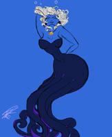 Sexy Ursula by liyah65