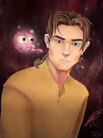 Disney Hero : Jim Hawkins by liyah65