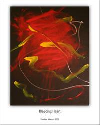 Bleeding Heart by kreativepop