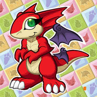 Tiny Red Dragon by megawolf77