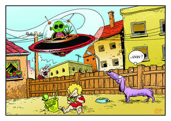 UFO by skecomx