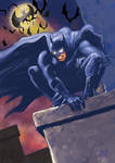 Batman by skecomx