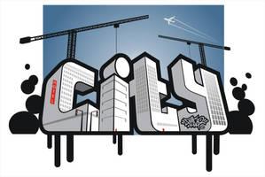 City Graffiti 2 by fake173