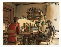 Elinors kitchen by vmtr89