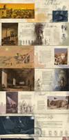 Pyramids - Artbook by vmtr89