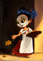 Dia de los muertos by vmtr89
